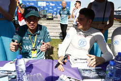 Kamui Kobayashi, Andretti Formula E, Edoardo Mortara, Venturi Formula E