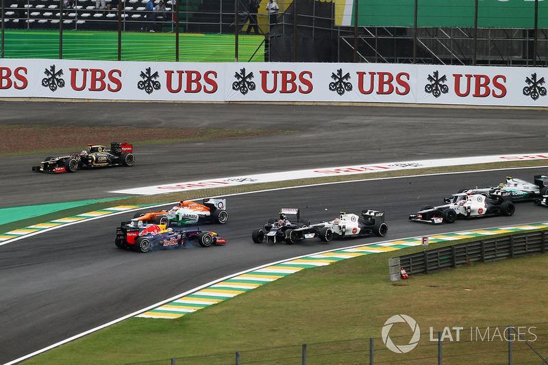 """2012 - Un campeonato """"en dirección contraria""""."""