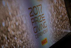 2017 Ödül gecesi