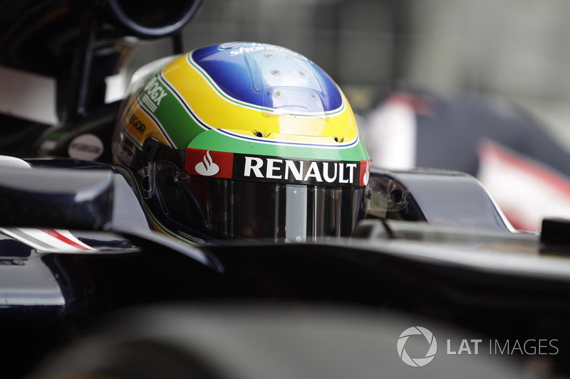 2012. Bruno Senna, Williams