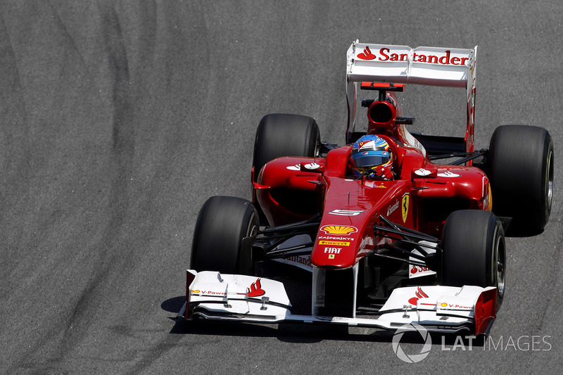 2011 : Ferrari 150° Italia