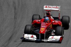 Fernando Alonso, Ferrari F150