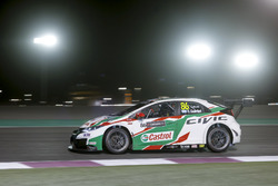 Esteban Guerrieri, Honda Racing Team JAS, Honda Civic WTCC