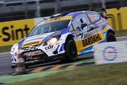 Джузеппе Фрегулья и Лиза Боллито, Ford Fiesta RS WRC