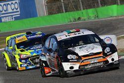 Фабрицио Фонтана, Симона Савастано, Ford Fiesta WRC
