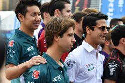 Antonio Felix da Costa, Andretti Formula E Team, Kamui Kobayashi, Andretti Formula E