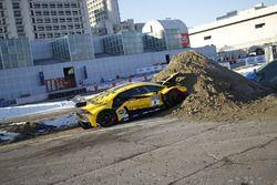 Incidente di Andrea Palma, Lamborghini Huracan ST, Petri Corse