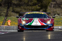 Алессандро Пьергвиди и Джеймс Каладо, AF Corse, Ferrari 488 GTE Evo (№51)