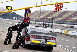 Chase Briscoe, Roush Fenway Racing, Ford Mustang LTi Printing