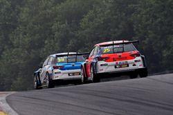 Mikel Azcona, PCR Sport Cupra TCR, Danny Kroes, PCR Sport Cupra TCR