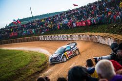Себастьян Ож'є, Жульєн Інграссія, M-Sport Ford WRT Ford Fiesta WRC