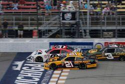 Daniel Hemric, Richard Childress Racing, Chevrolet Camaro South Point Hotel & Casino Kaz Grala, Fury Race Cars LLC, Ford Mustang NETTTS