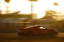 #62 Risi Competizione Ferrari 488 GTE: Toni Vilander. Alessandro Pier Guidi, James Calado, Davide Ri