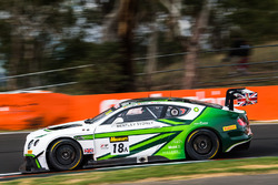 #18 Bentley Team M-Sport Bentley Continental GT3: Andy Soucek, Maxime Soulet, Vincent Abril