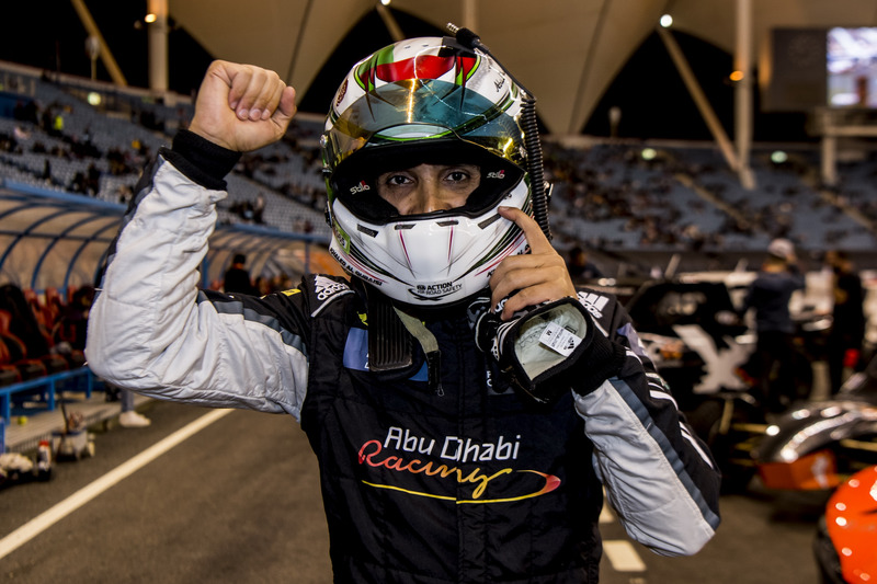 Khaled Al Qubaisi of Team UAE