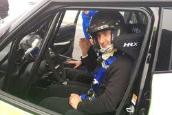 Renato Travaglia, tester Suzuki