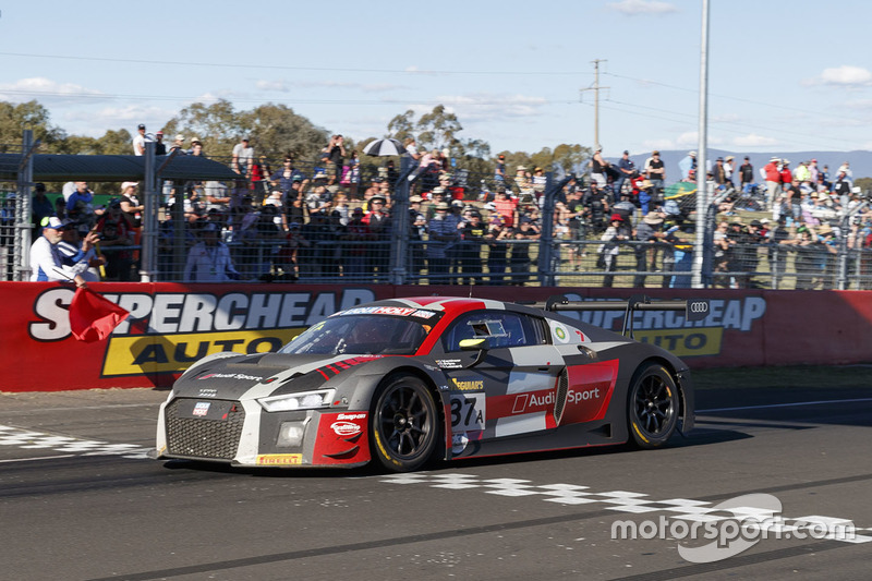 #37 Team WRT, Audi R8 LMS