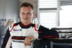#540 Black Swan Racing Porsche 911 GT3 R: Marc Lieb