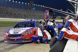 Joey Logano, Team Penske, Ford Fusion AAA Insurance