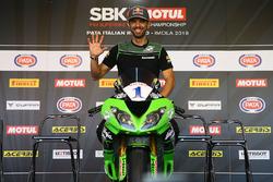 Kenan Sofuoglu, Kawasaki Puccetti Racing says goodbye to the paddock