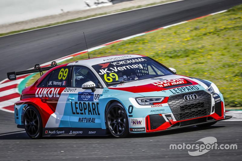 Audi Sport Leopard Lukoil Team – Audi RS3 LMS