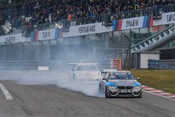 #828 Team Securtal Sorg Rennsport BMW M4 GT4: Heko Eichenberg, Yannick Mettler
