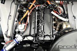 Prodrive GCK Renault Megane RS engine detail