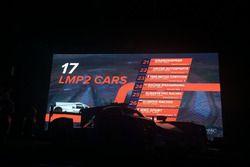 La Dallara Gibson LMP2