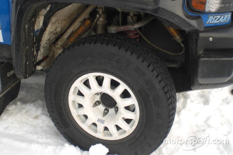 Передня спортивна підвіска Toyota Леоніда Полійчука та Андрія Солопова