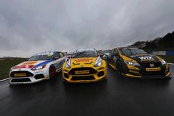 Sam Tordoff, Motorbase Performance Ford Focus , Tom Chilton, Motorbase Performance Ford Focus and J