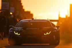 #46 EBIMOTORS Lamborghini Huracan GT3: Emanuele Busnelli, Fabio Babini, Emmanuel Collard, Michele Be