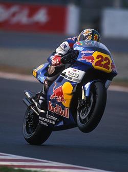 Kirk McCarthy, Yamaha