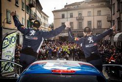 Marco Pollara, Giuseppe Princiotto, Peugeot 208 R2, Peugeot Sport Italia