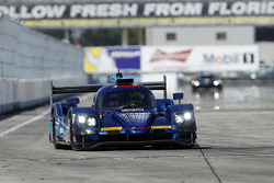 #90 Visit Florida Racing Multimatic Riley LMP2: Marc Goossens, Renger van der Zande, René Rast