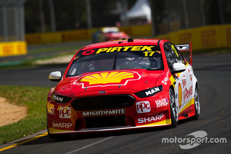 #17: Scott McLaughlin, Team Penske, Ford