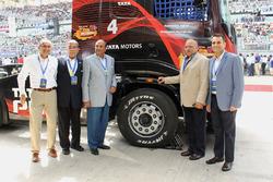 JK Tyre executives