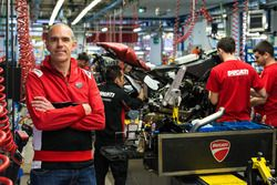 Ernesto Marinelli, Ducati Superbike Project Director
