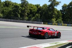 Ferrari 458 GT3 #74 MP1 Corse: Bontempelli-Benucci