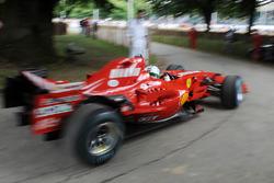 Davide Rigon Ferrari F2007