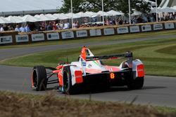 Nick Heidfeld Formula E