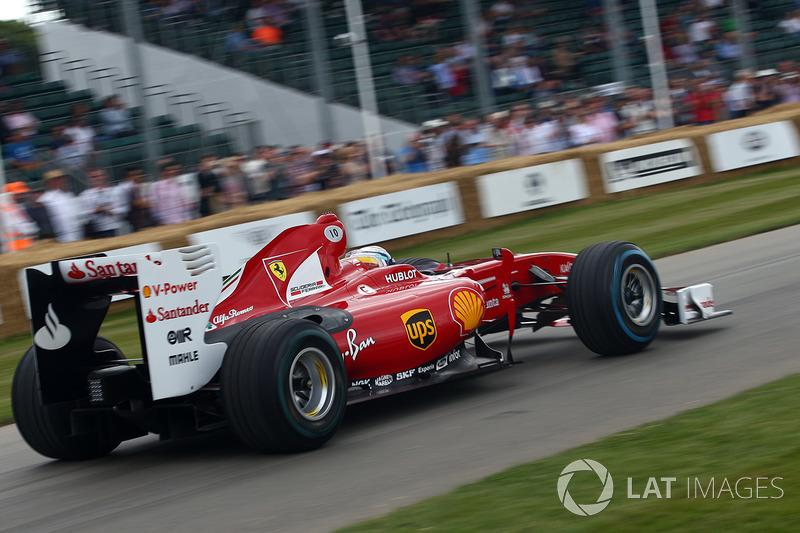 Marc Gene, Ferrari