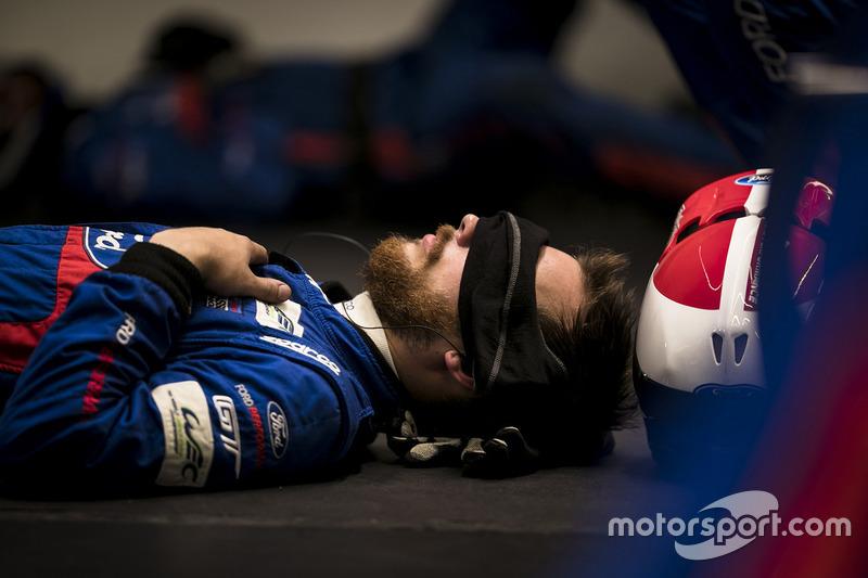 Ford Chip Ganassi Racing csapattag