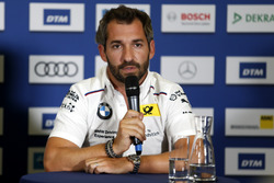 Conferenza stampa, Timo Glock, BMW Team RMG, BMW M4 DTM
