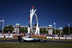 Нико Росберг, Mercedes F1