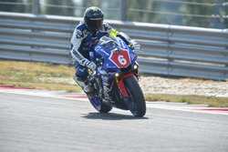 #6 MACO Racing 2, Yamaha: Tomas Svitok, Radoslav Dulik, David Ourednicek