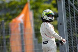#99 Precote Herberth Motorsport, Porsche 911 GT3 R: Robert Renauer