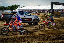 Jeffrey Herlings, Red Bull KTM Factory Racing en Tony Cairoli, Red Bull KTM Factory Racing