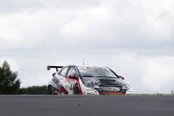 Moritz Oestreich, Honda Team ADAC Sachsen, Honda Civic Type R-TCR