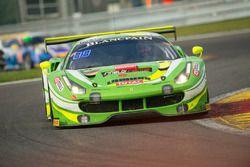 #333 Rinaldi Racing Ferrari 488 GT3: Alexander Mattschull, Rinat Salikhov, Norbert Siedler, Matteo M