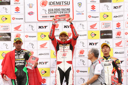 Podium Race 1 SuperSports 600cc